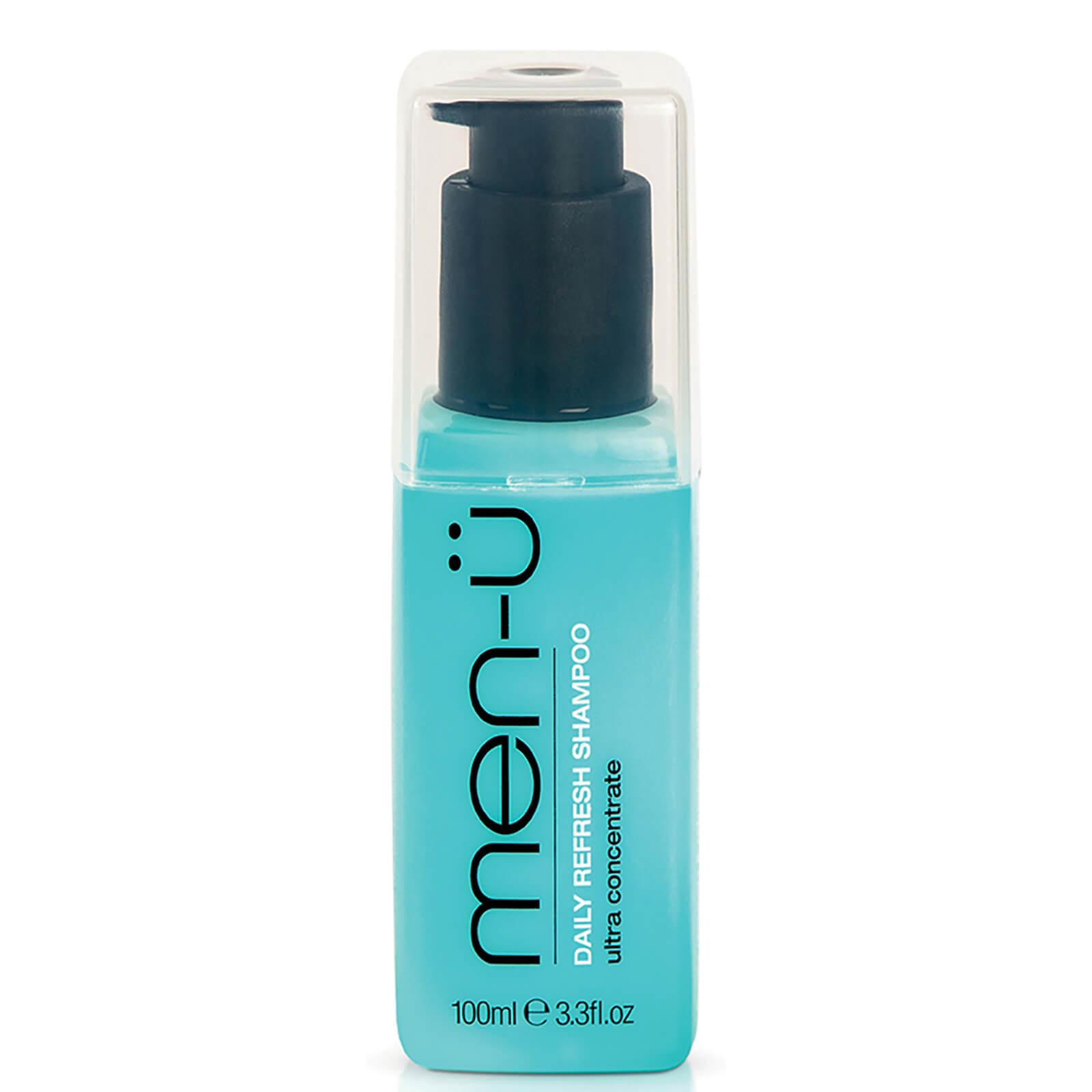 Look Fantastic coupon: men-u Daily Refresh Shampoo 3oz