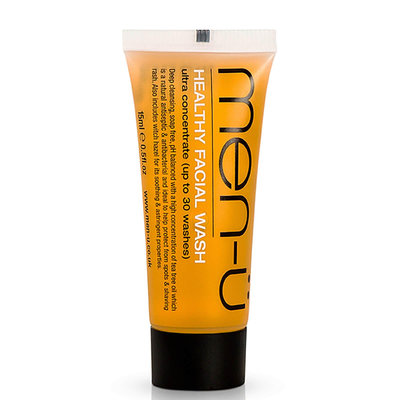 Look Fantastic coupon: men-u men-u Buddy Healthy Facial Wash Tube 1 oz