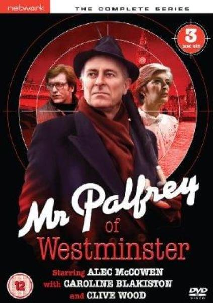 Mr Palfrey of Westminster