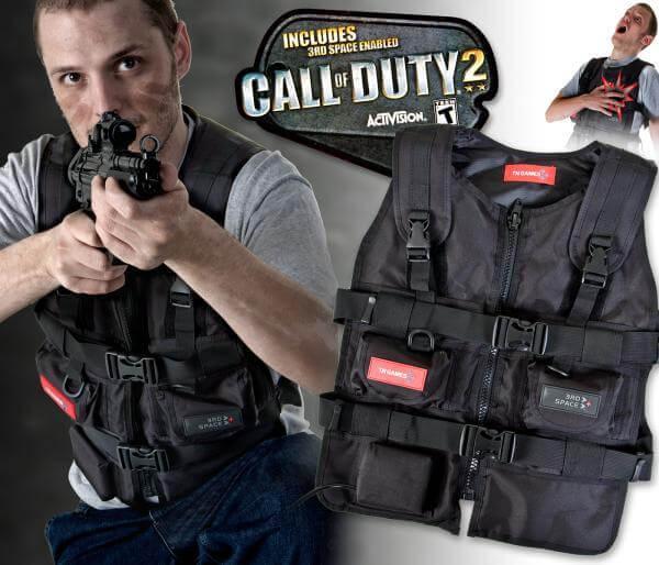 Image of 3rd Space FPS Gaming Vests - L - Black