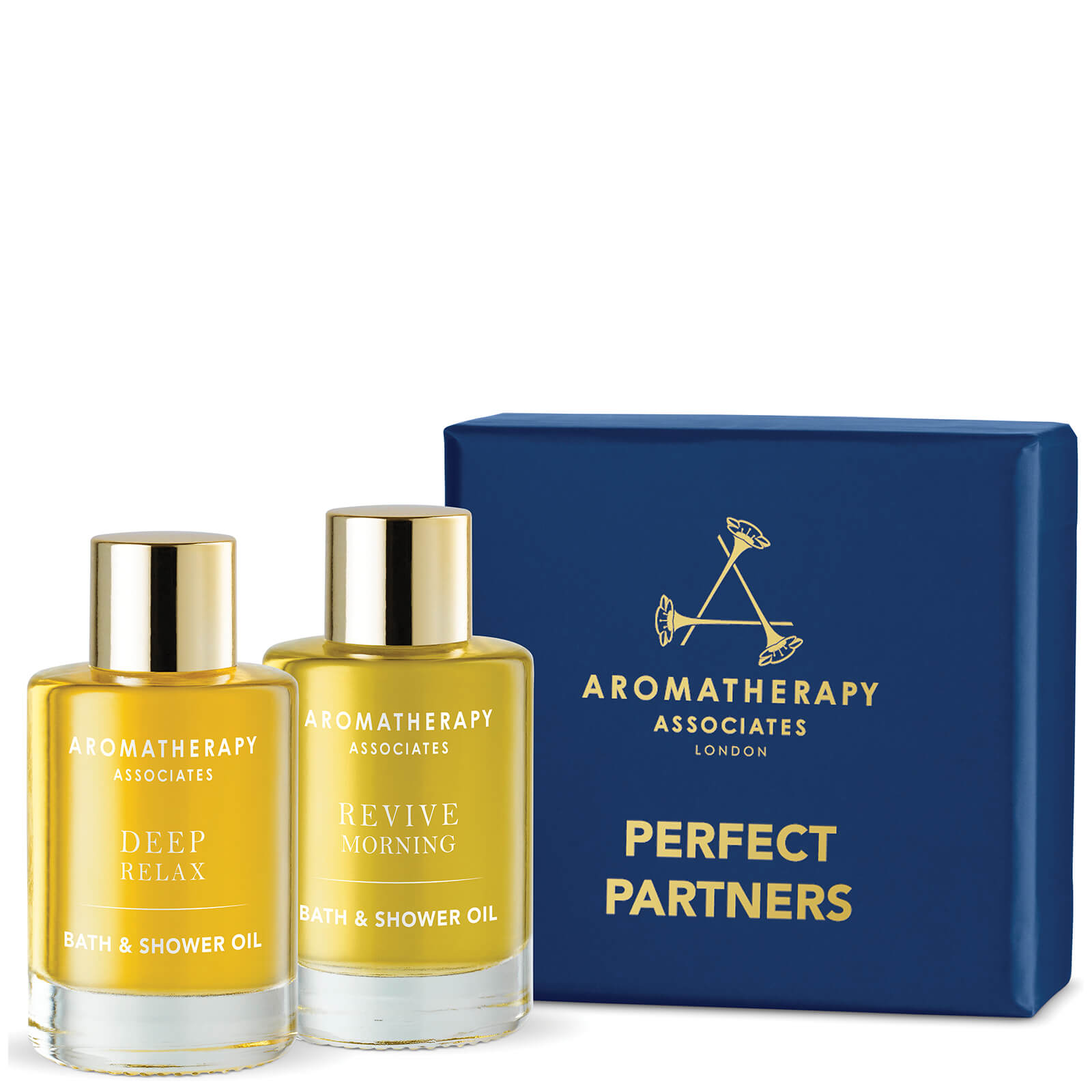 Купить Набор масел для душа и ванны Aromatherapy Associates Perfect Partners (2 продукта)