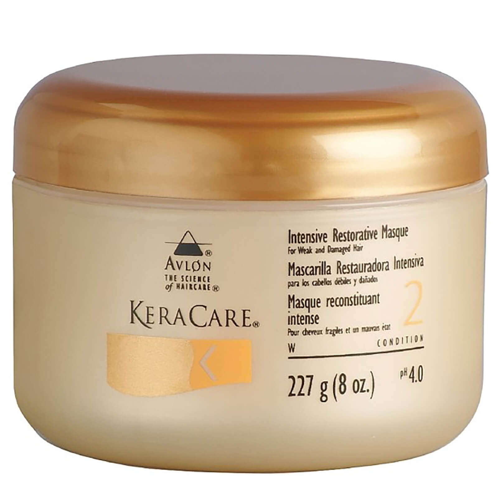 Look Fantastic coupon: KeraCare Intensive Restorative Masque