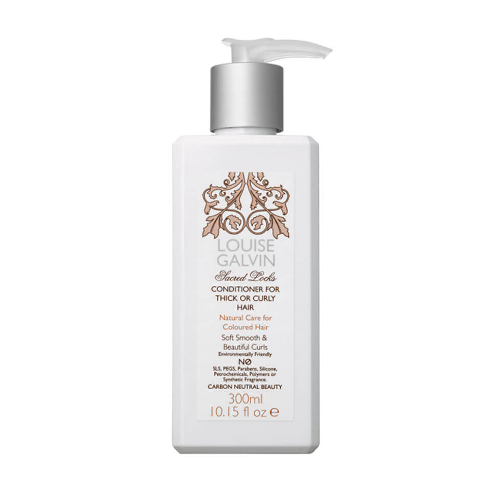 Look Fantastic coupon: Louise Galvin Conditioner for Thick or Curly Hair 300ml