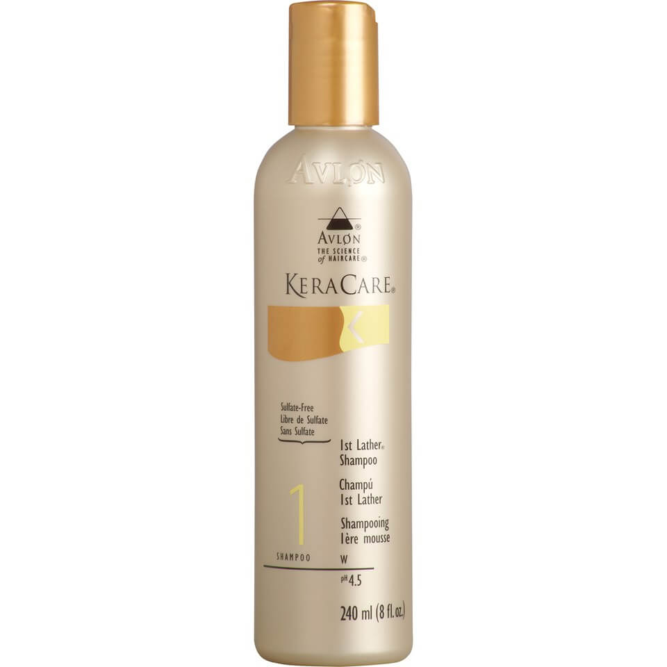 Look Fantastic coupon: KeraCare 1st Lather Shampoo