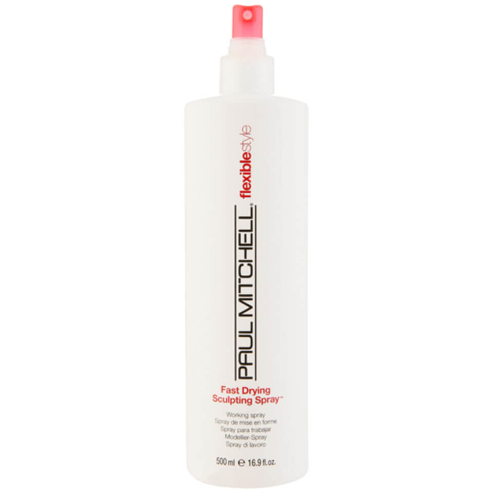 Look Fantastic coupon: Paul Mitchell Fast Drying Sculpting Spray (500ml)