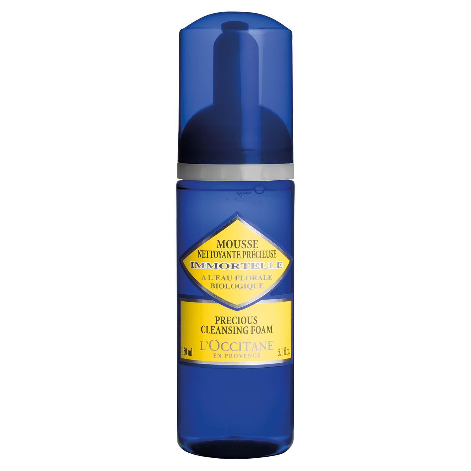 Look Fantastic coupon: L'Occitane Immortelle Precious Cleansing Foam (150ml)