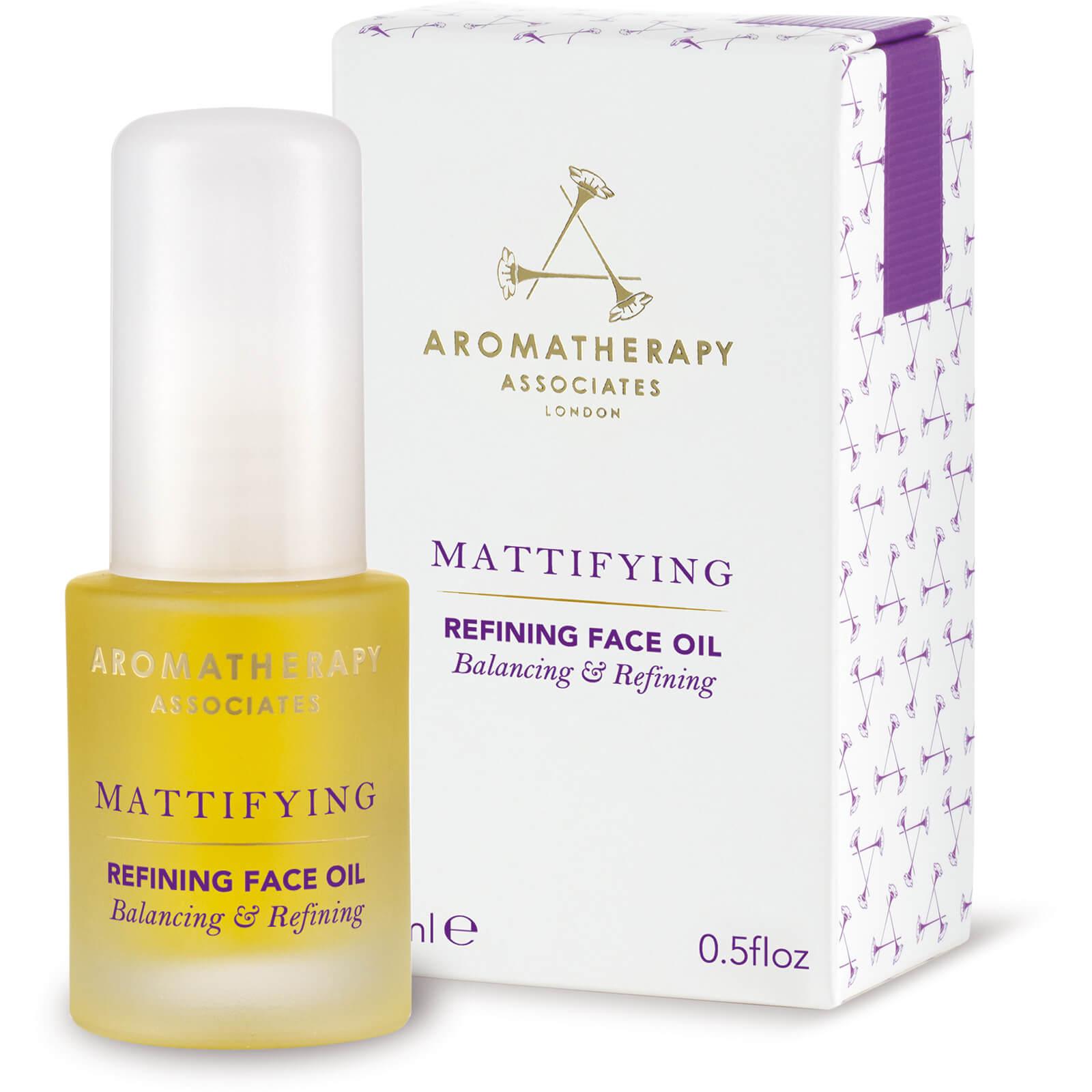 Look Fantastic coupon: Aromatherapy Associates Refining Face Oil 1oz