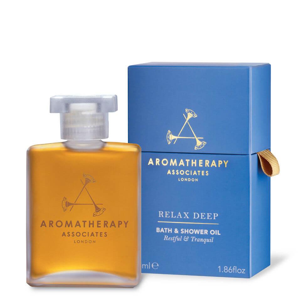 Купить Aromatherapy Associates Relax Deep Relax Bath & Shower Oil (55ml)