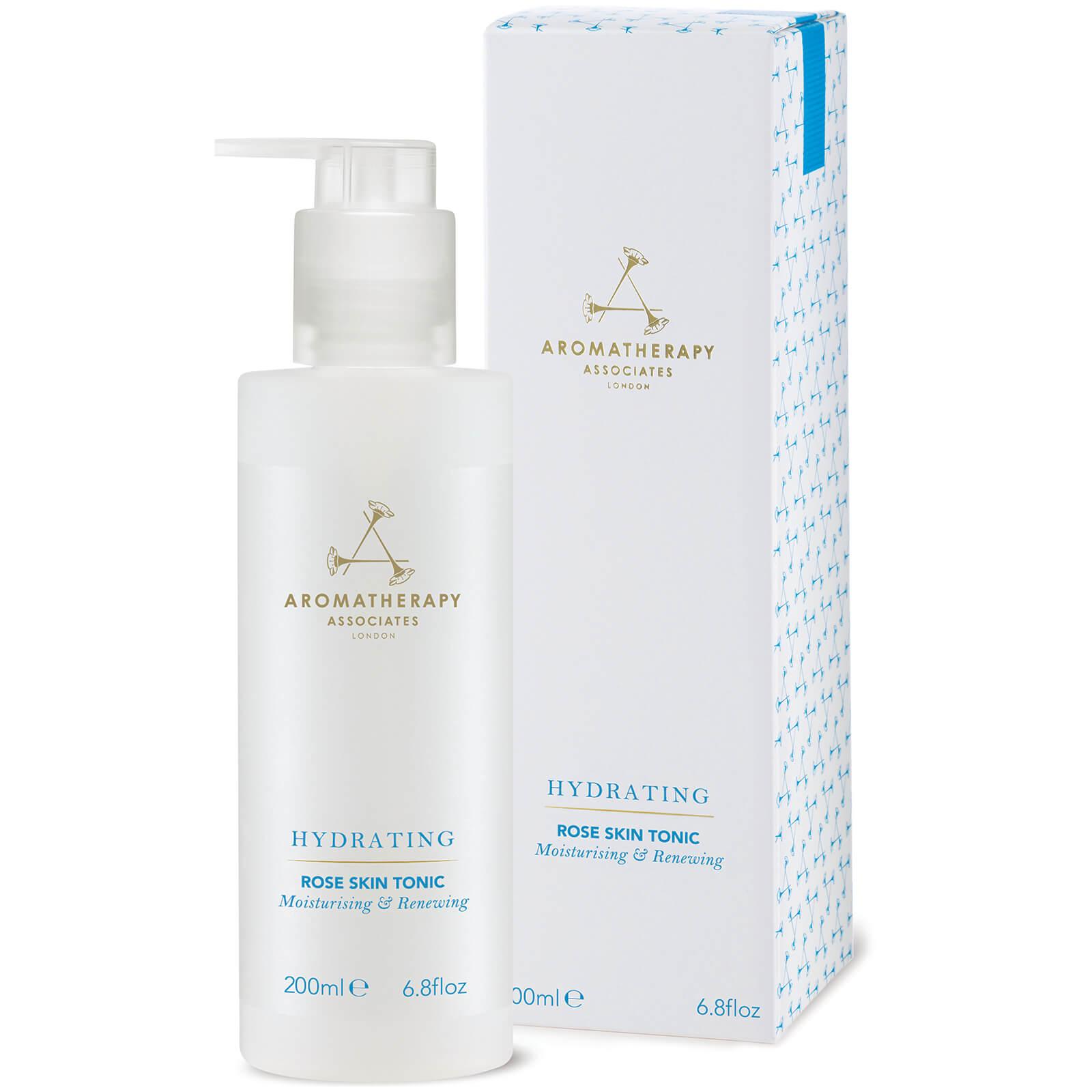 Look Fantastic coupon: Aromatherapy Associates Essential Skincare Rose Skin Tonic (200ml)