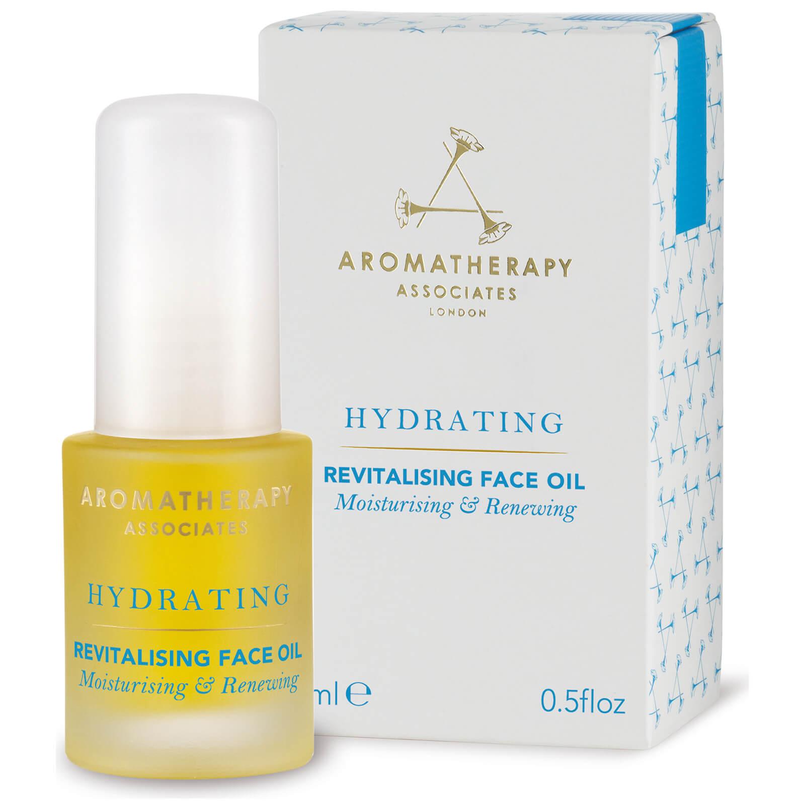 Look Fantastic coupon: Aromatherapy Associates Revitalizing Facial Oil .5oz (Rose & Frankincense)