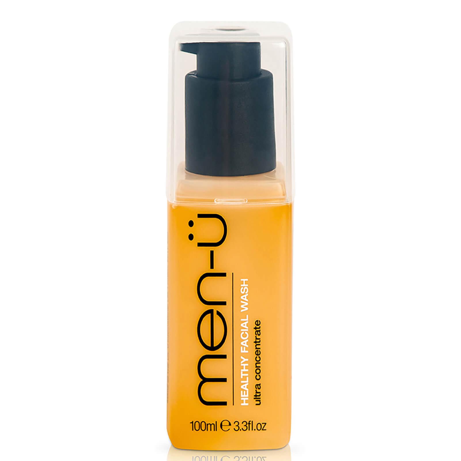 men-ü Healthy Facial Wash 100ml - With Pump