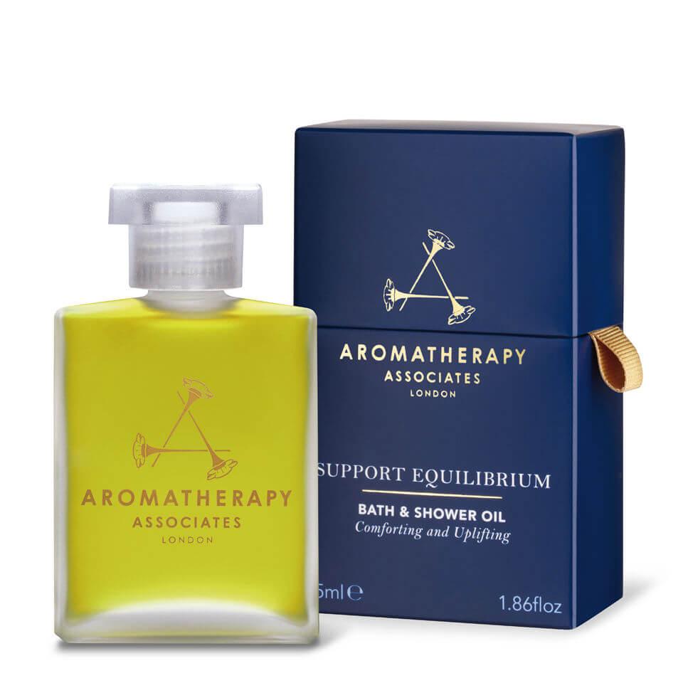 Aromatherapy Associates Support Equilibrium Bath & Shower Oil (55ml)  - Купить