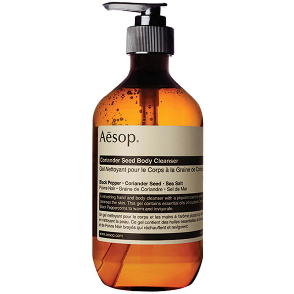 Купить Aesop Coriander Seed Body Cleanser 500ml