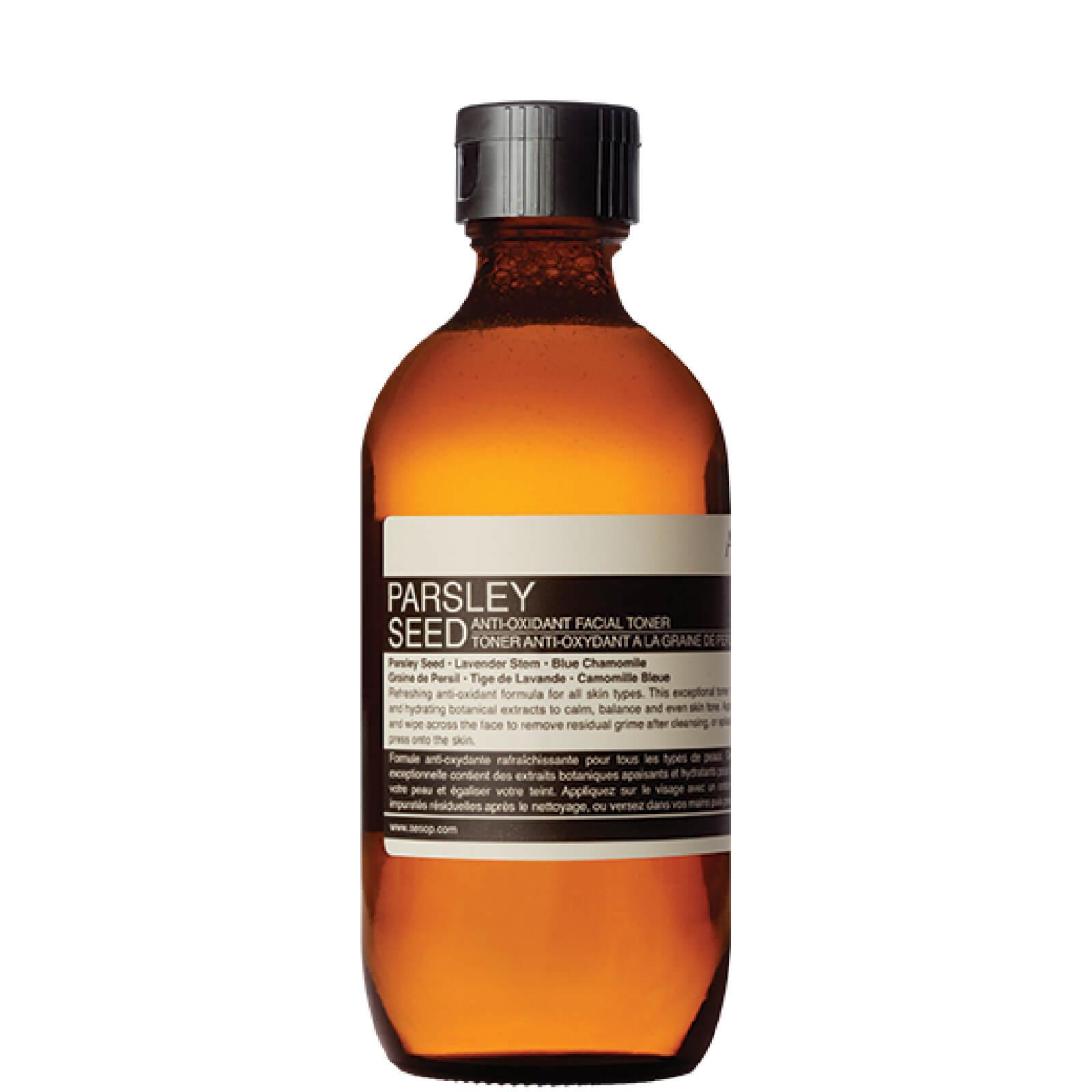 Купить Aesop Parsley Seed Anti-Oxidant Toner 200ml