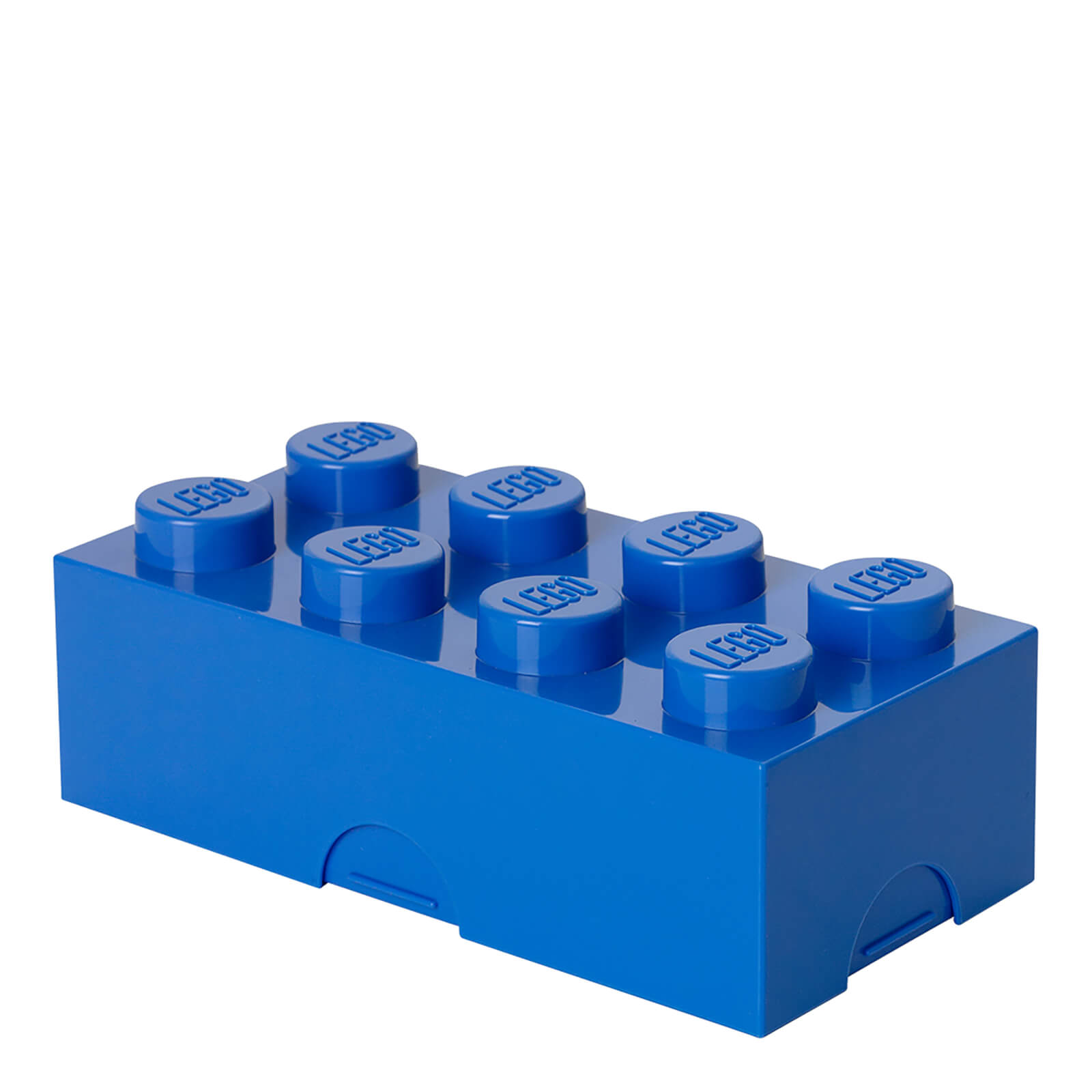 Image of LEGO Lunch Box - Bright Blue