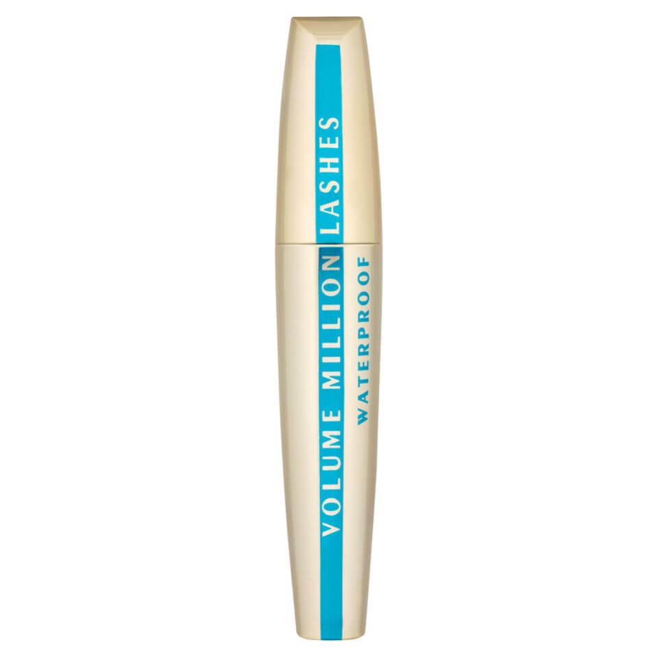 Купить Водостойкая тушь для ресниц L'Oreal Volume Million Lash Waterproof Mascara