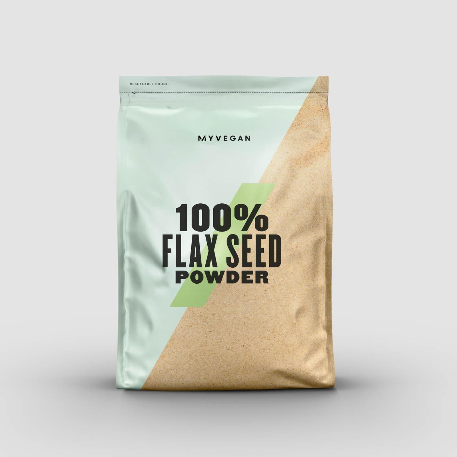 Graine de lin en poudre - 1kg - Sans arôme ajouté