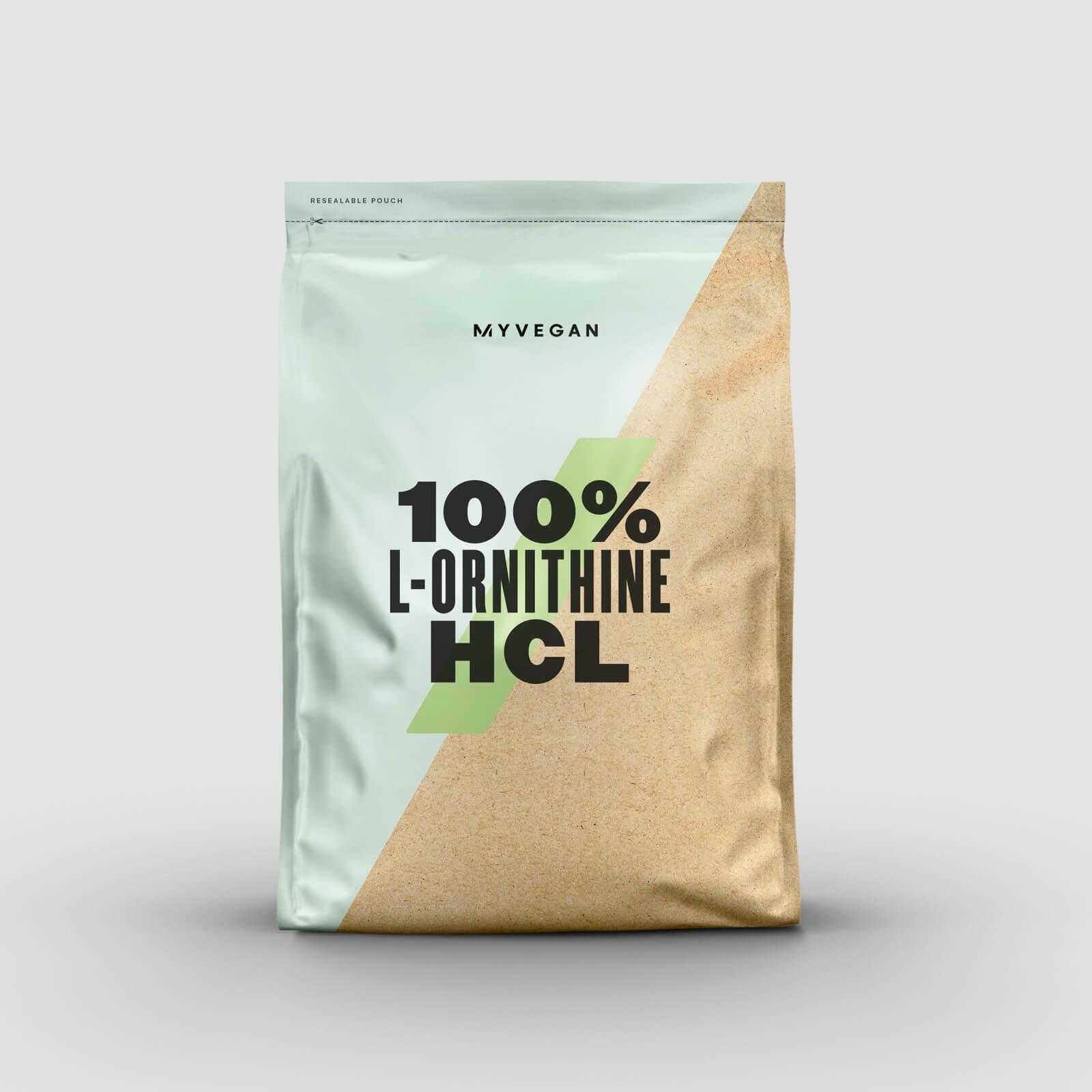 L Ornithine HCL - 250g - Sans arôme ajouté