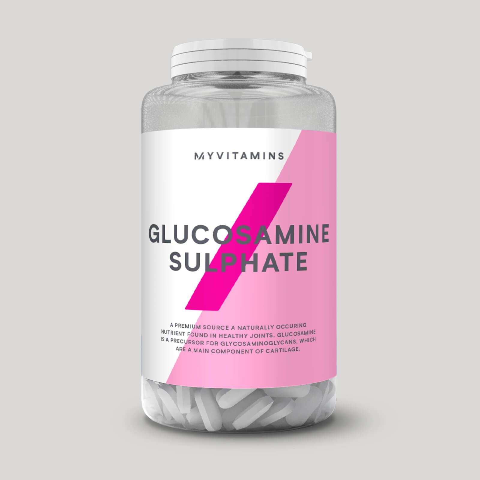 Sulfate de glucosamine en tablettes - 120Comprimés
