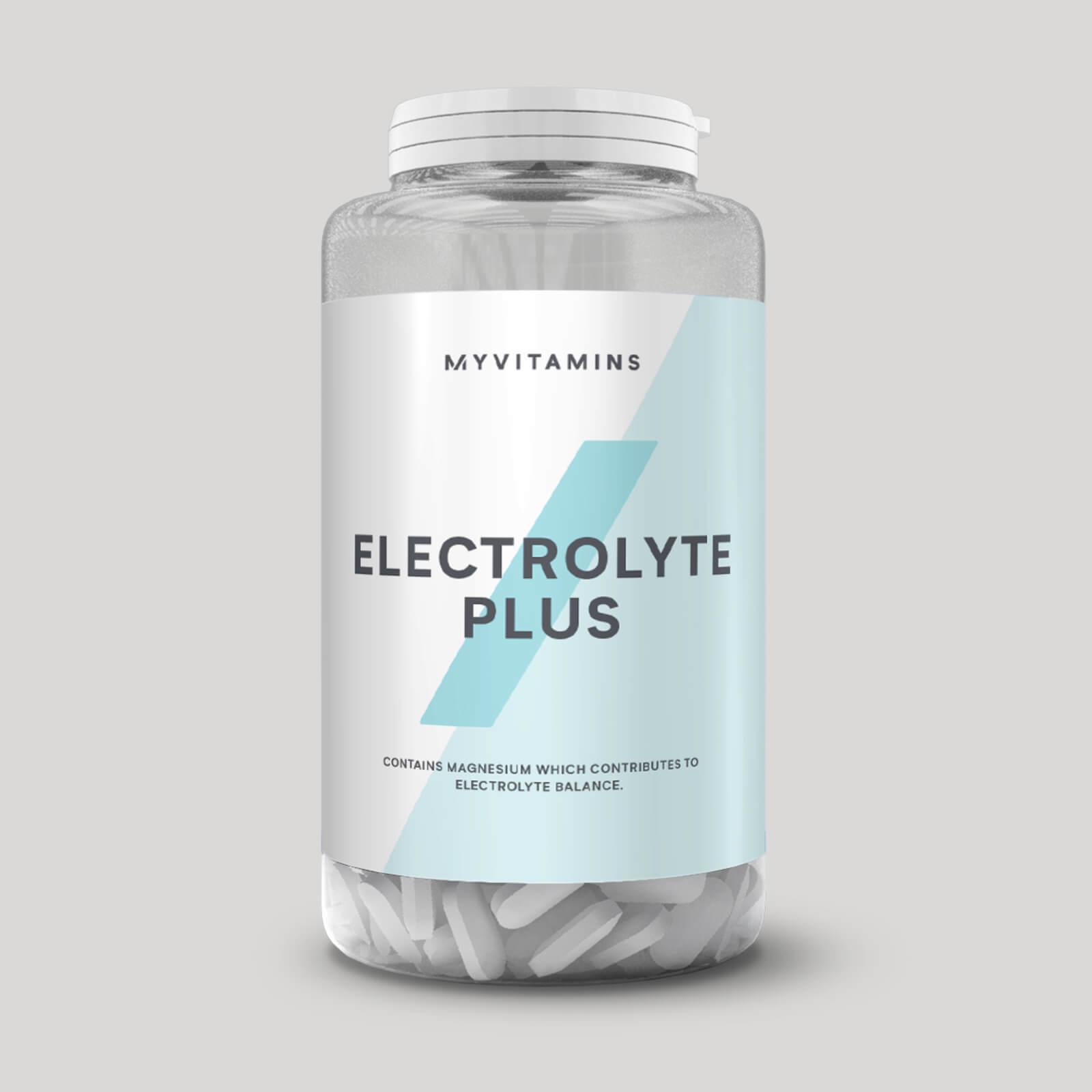 Myprotein Electrolytes Plus  - 180Tablets