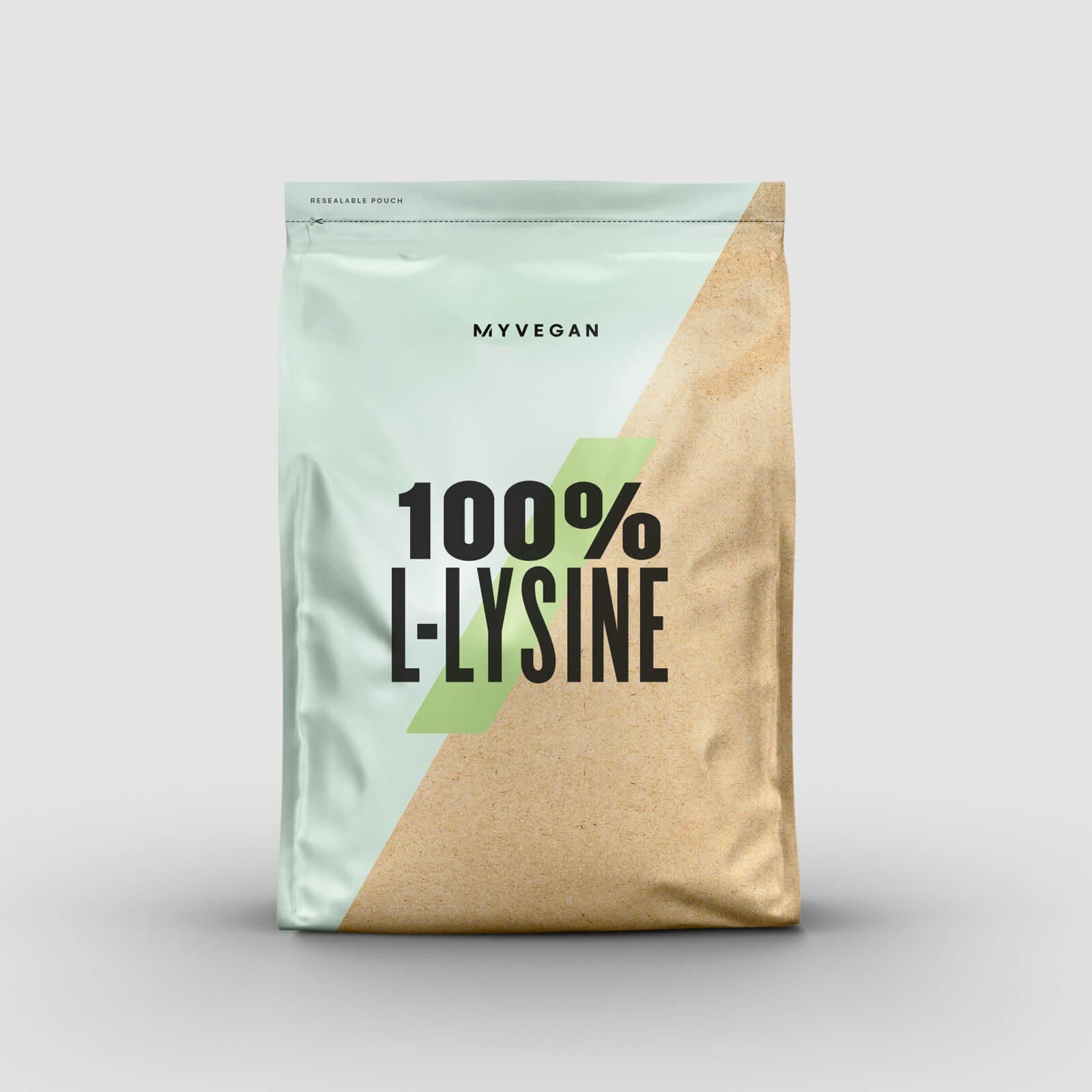 Купить L-лизин - 250g - Натуральный вкус, Myprotein International