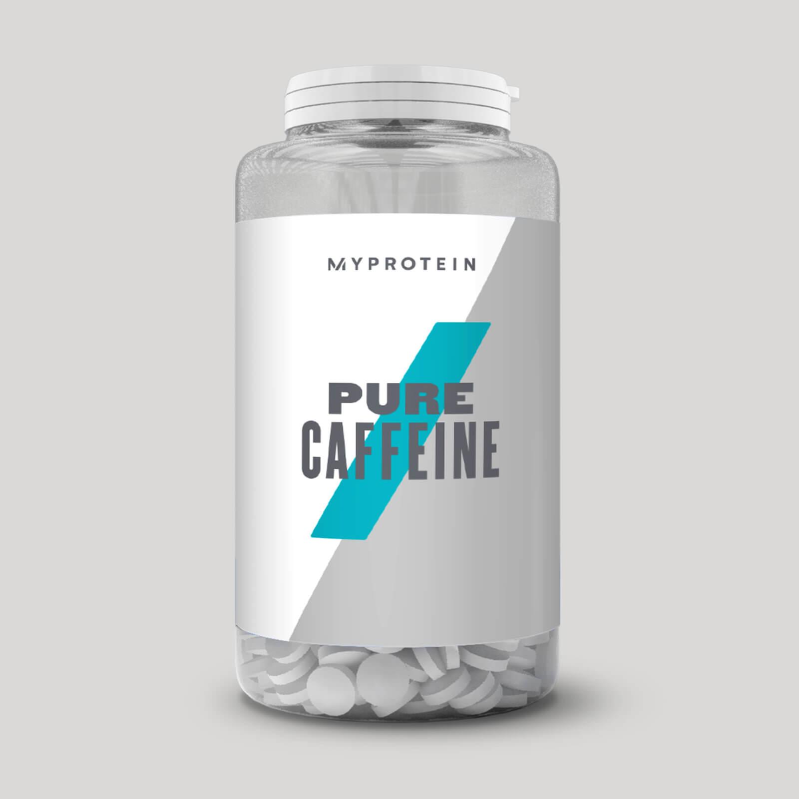 Caféine - 200Comprimés - Sans arôme ajouté