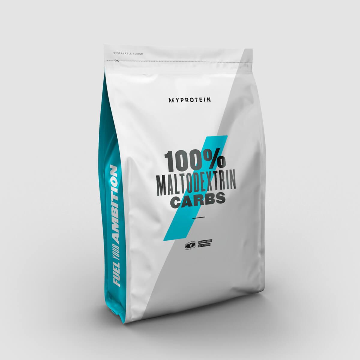 100% Maltodextrin Kolhydrater - 1kg