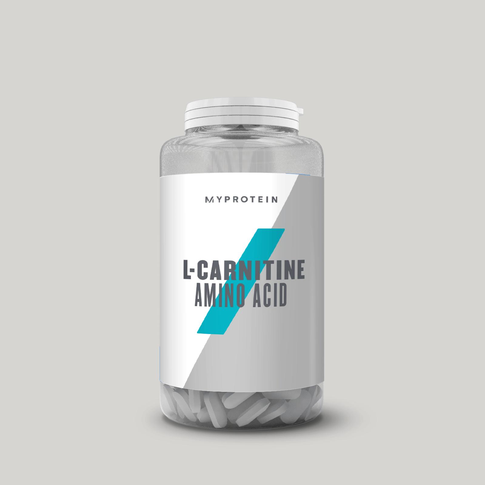 L-Carnitine en tablettes - 90Comprimés - Sans arôme ajouté