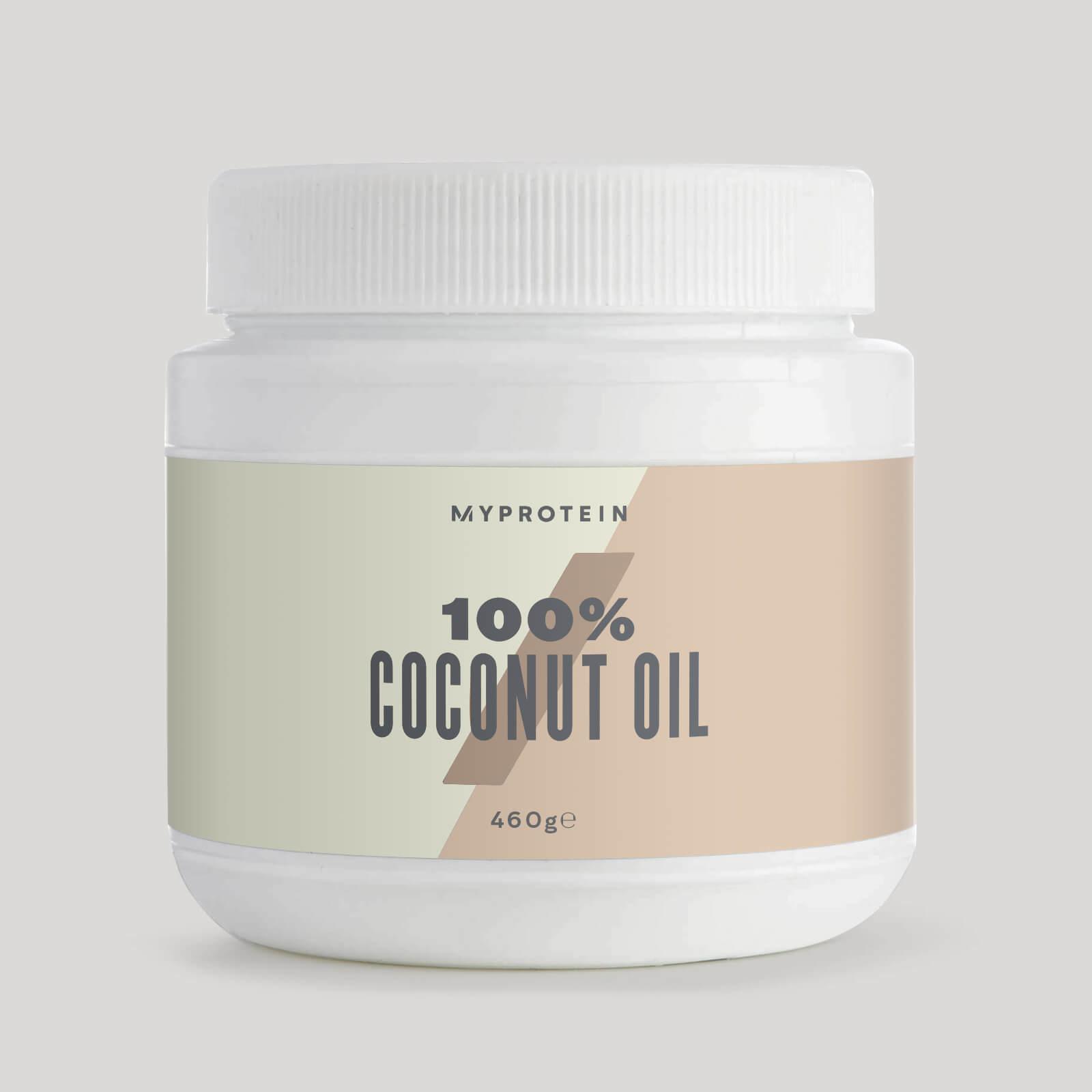 Myprotein Coconpure (Coconut Oil) - 460g - Unflavoured