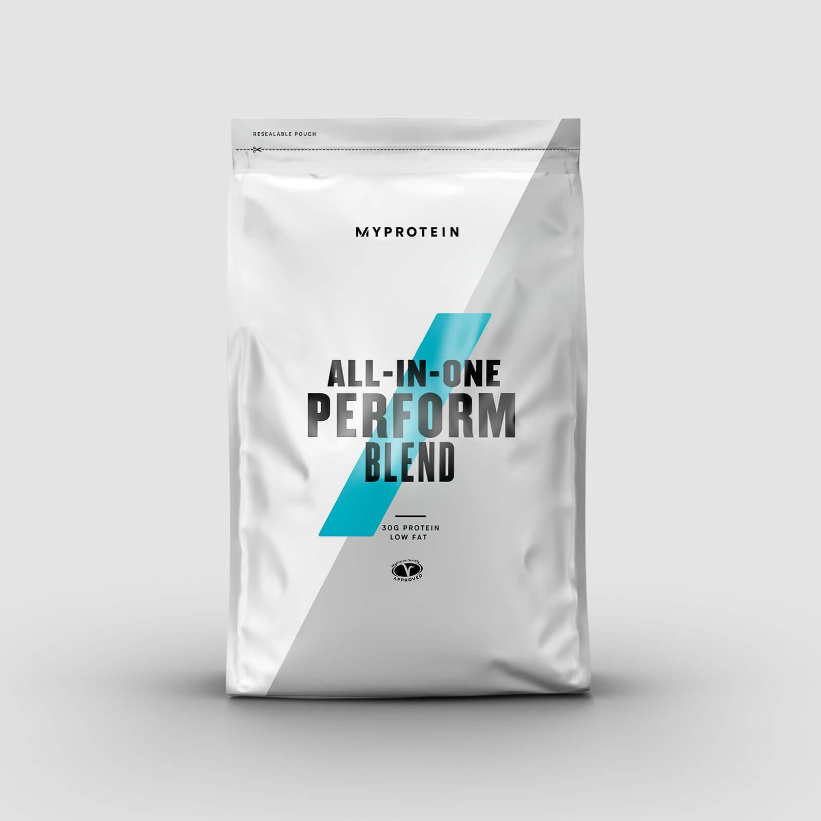Mélange performance tout-en-un - 2500g - Vanille