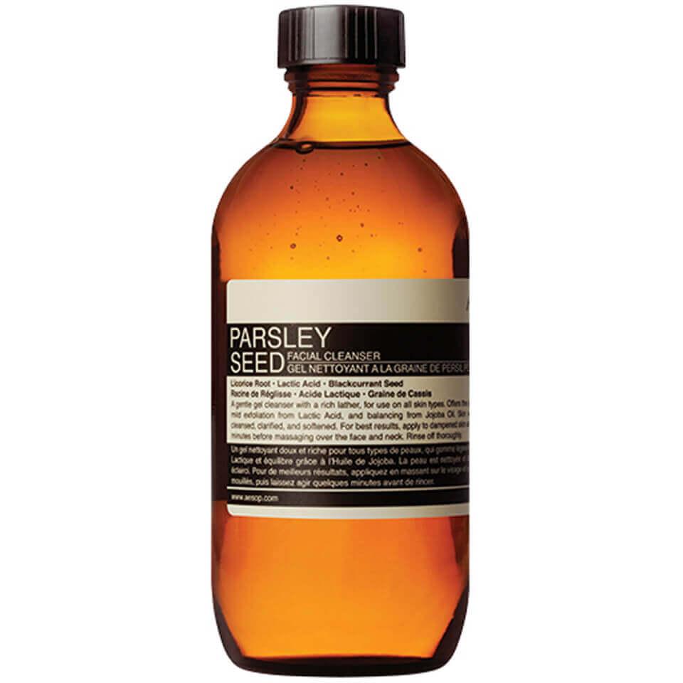 Купить Aesop Parsley Seed Facial Cleanser 200ml