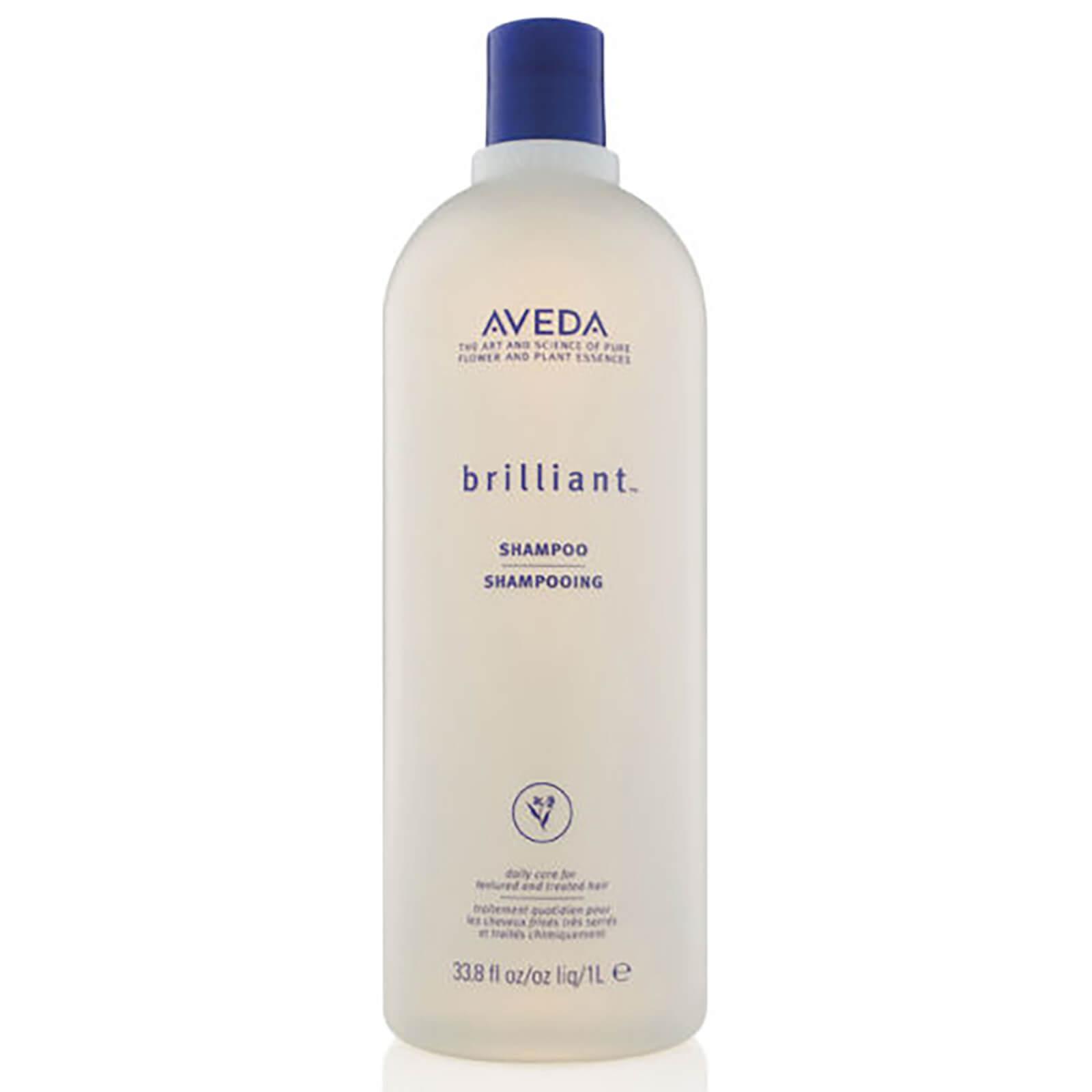 Aveda Brilliant Shampoo 1000ml (Worth £70.00)