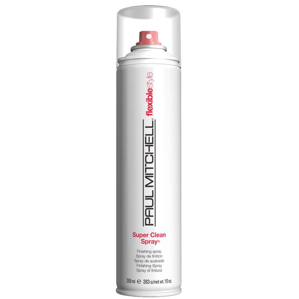 Купить Paul Mitchell Flexible Style Super Clean Spray Finishing Spray (300ml)