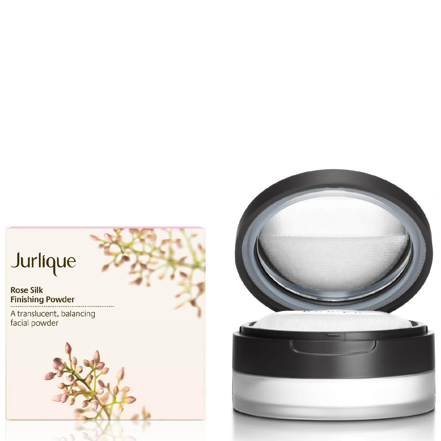 Купить Фиксирующая пудра Jurlique Silk Finishing Powder - Rose (10 г)