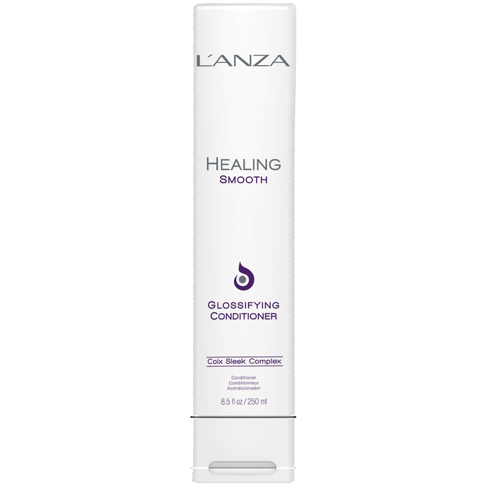 Купить Разглаживающий кондиционер для блеска волос L'Anza Healing Smooth Glossifying Conditioner (250 мл)