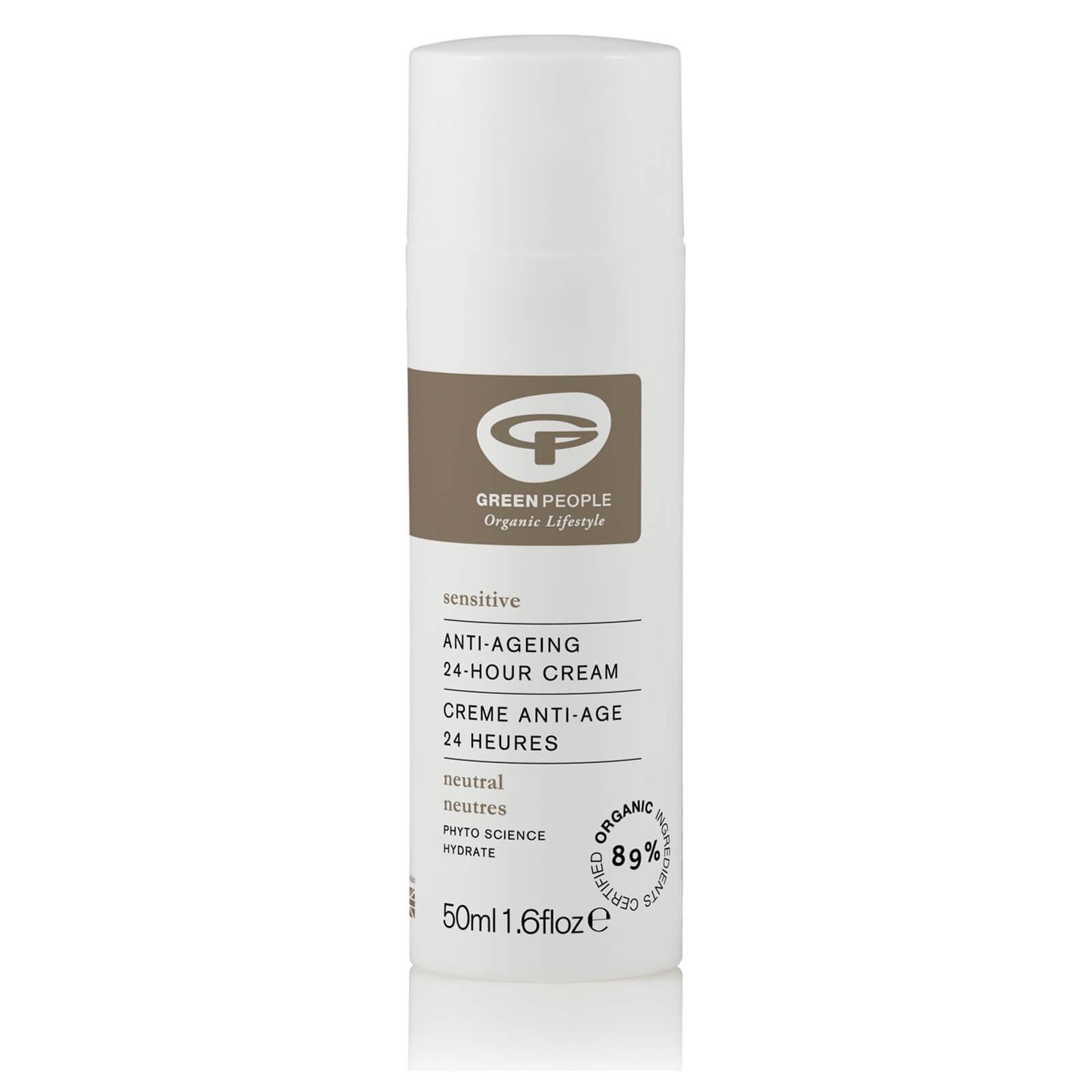 Купить Органический нейтральный крем без отдушек Green People Organic Base Neutral Scent Free 24 Hour Cream (50 мл)