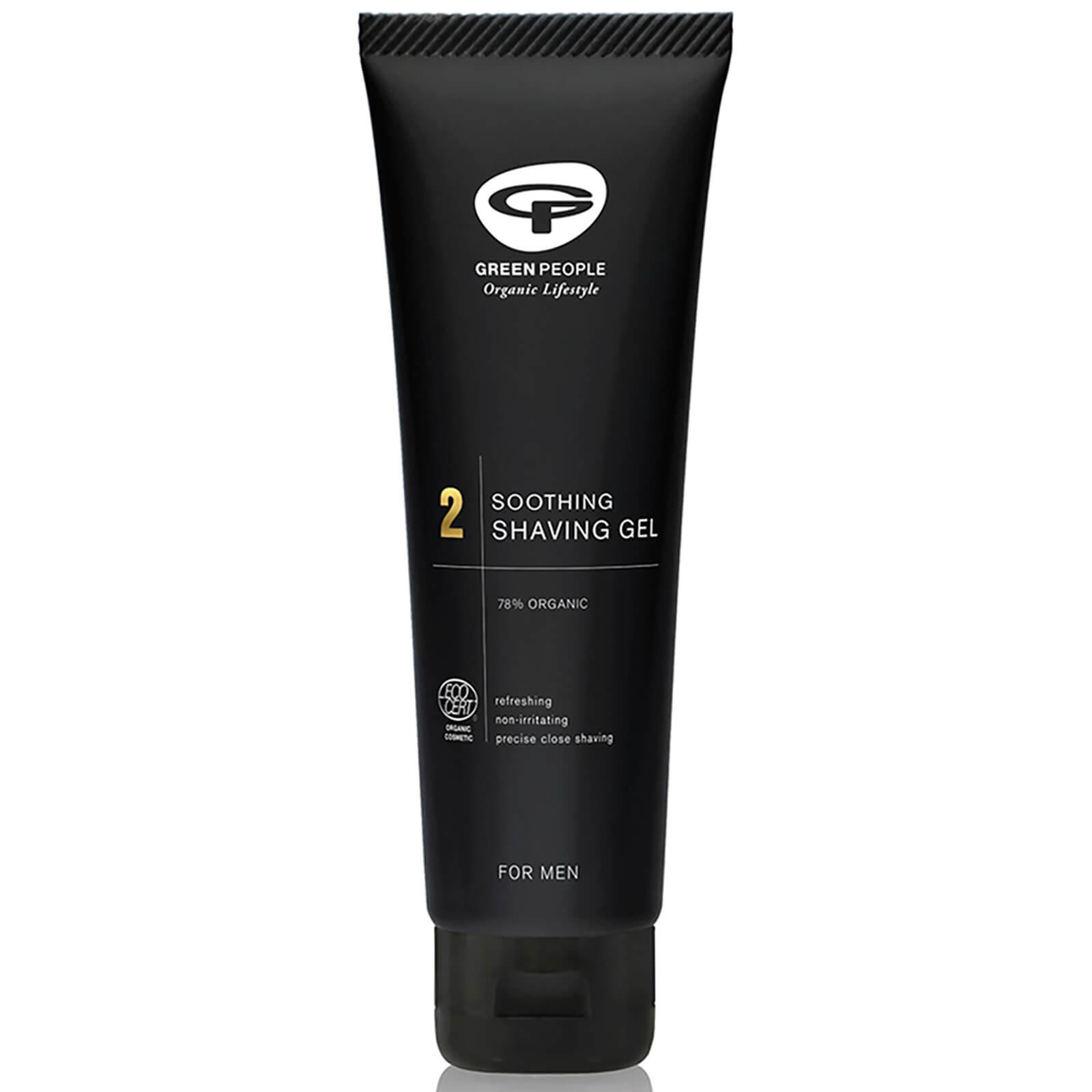 Green People Organic 2 Soothing Shaving Gel 100ml