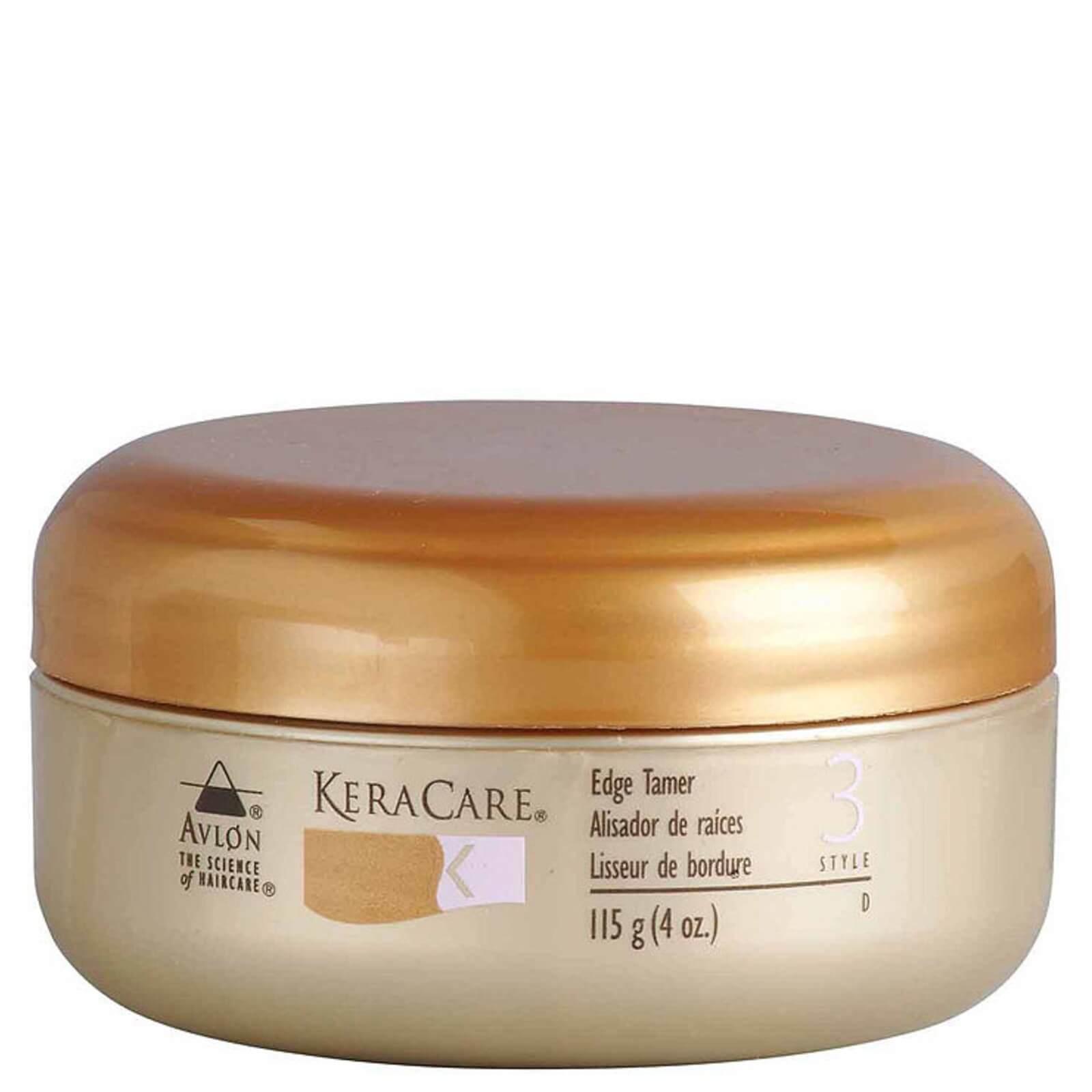 Купить Средство для придания гладкости волосам Keracare Edge Tamer (115 г)