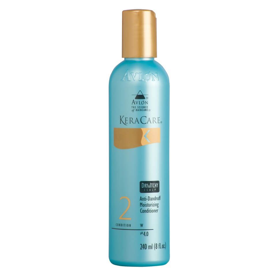 Купить Кондиционер для сухой кожи головы Keracare Dry & Itchy Scalp Conditioner (240 мл)