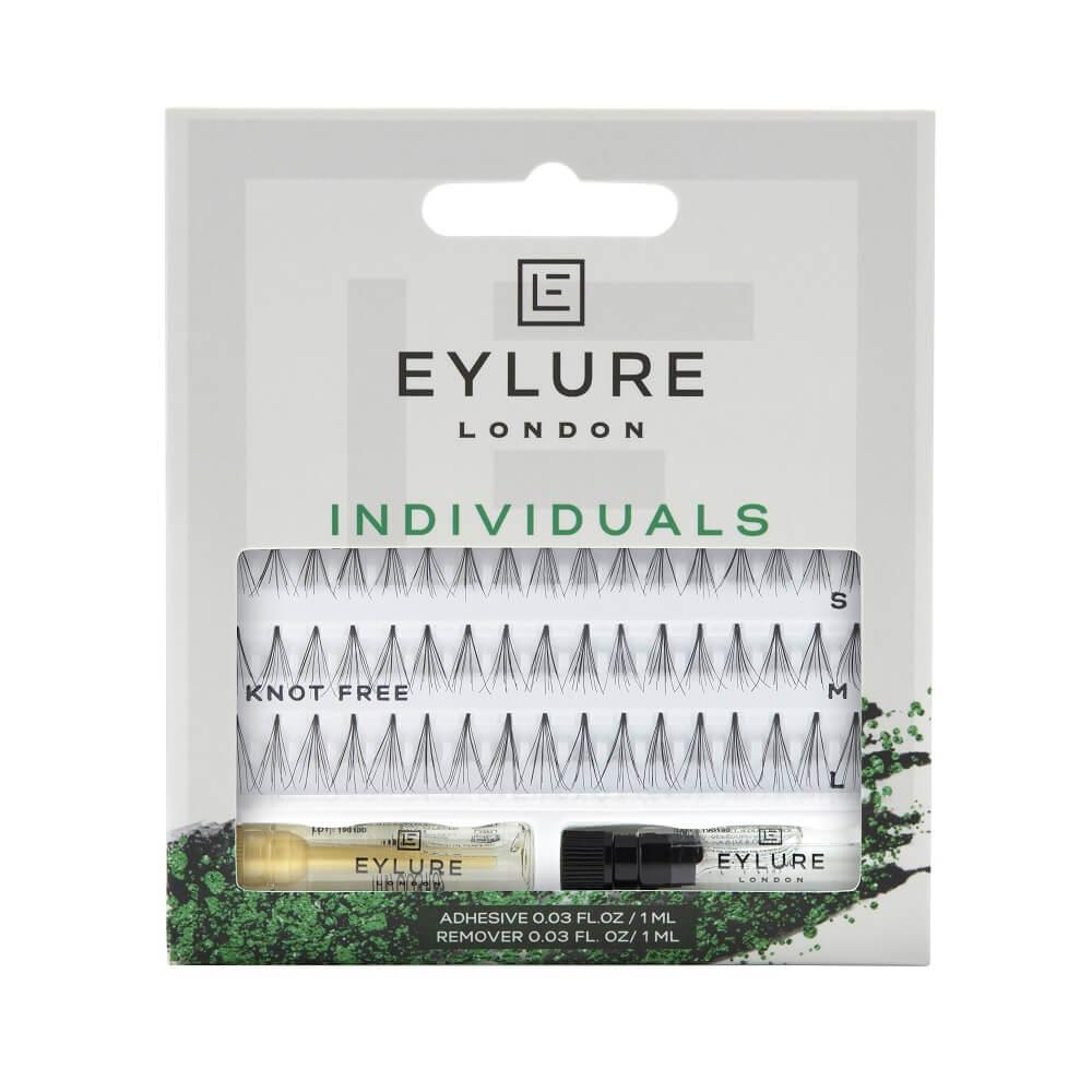 EYLURE INDIVIDUAL LASH COMBINATION PACK - ULTRA BLACK  - Купить