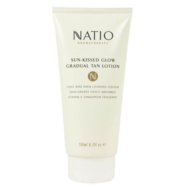 Natio Sun-Kissed Glow Gradual Tan Lotion (200ml)