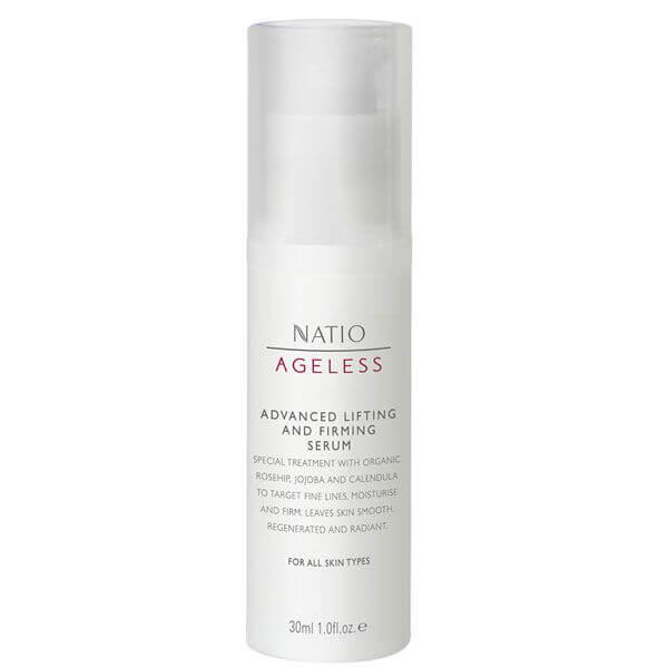 Купить Подтягивающая и укрепляющая сыворотка Natio Advanced Lifting and Firming Serum (30мл)