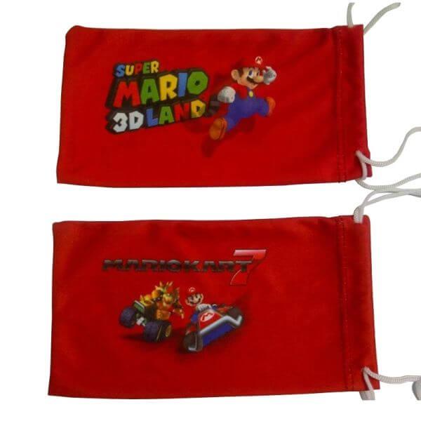 Nintendo Licensed: Mario 3DS Case
