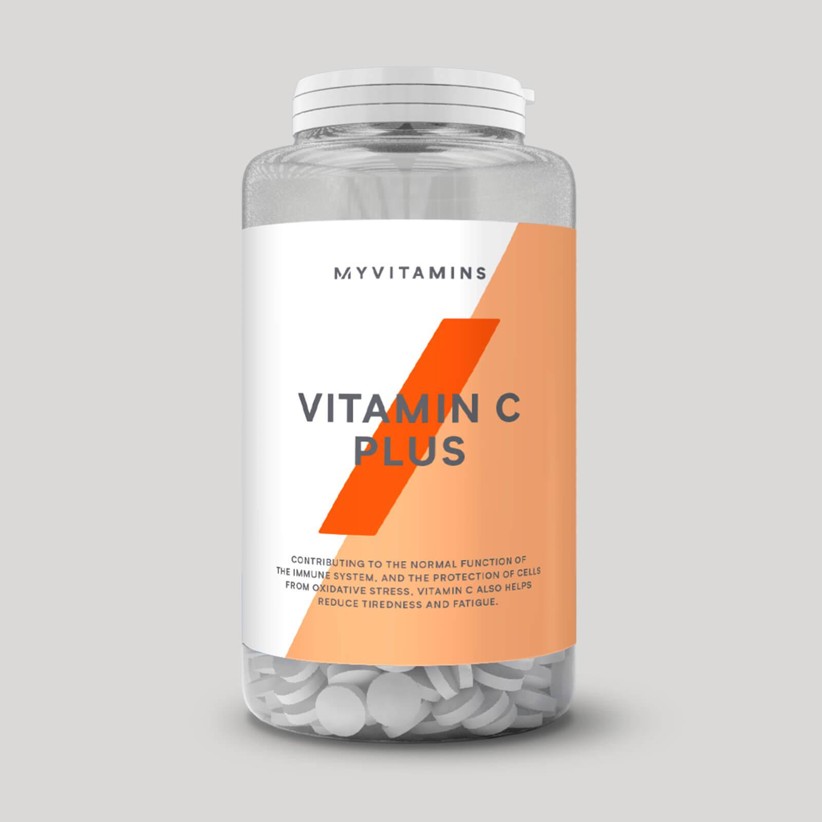 MyProtein Vitamin C with Bioflavonoids & Rosehip - 60Tablets - Pot