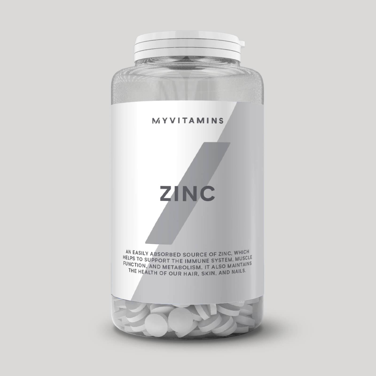 Zinc en comprimés - 270Comprimés