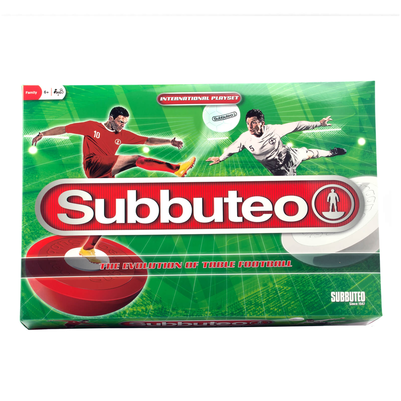 Image of Subbuteo The Game