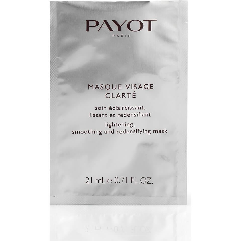 Купить PAYOT Masque Clarte Lightening & Redensifying Mask 5 x 21ml