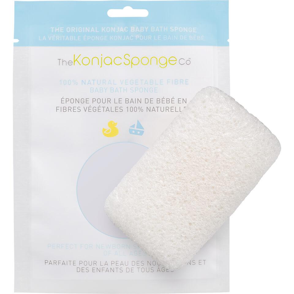 Купить Детский спонждля ванны The Konjac Sponge Company Baby Bath Sponge
