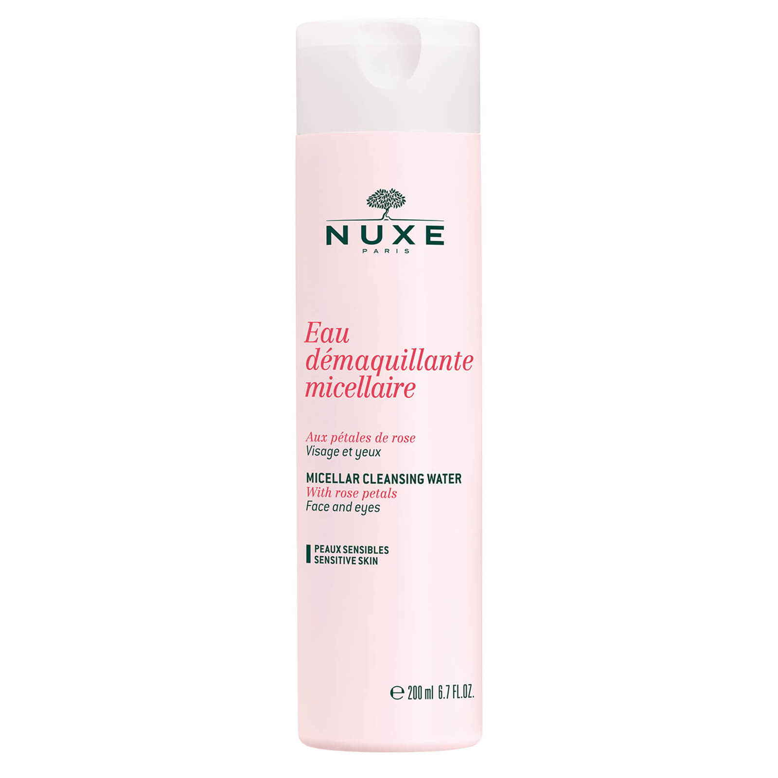 NUXE Eau Demaquillante Micellaire Micellar Cleansing Water (200ml)