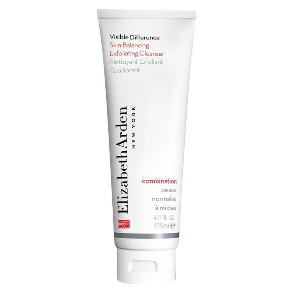 Купить Гель-эксфолиант для восстановления баланса Elizabeth Arden Visible Difference Skin Balancing Exfoliating Cleanser (125 мл)